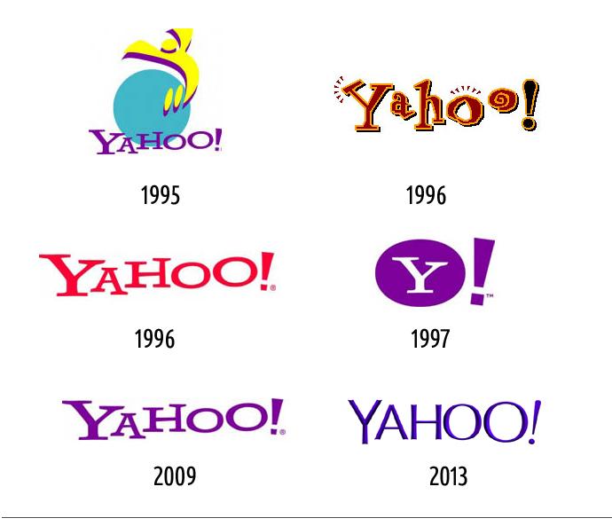 9 Famous Tech Companies Logo Evolution