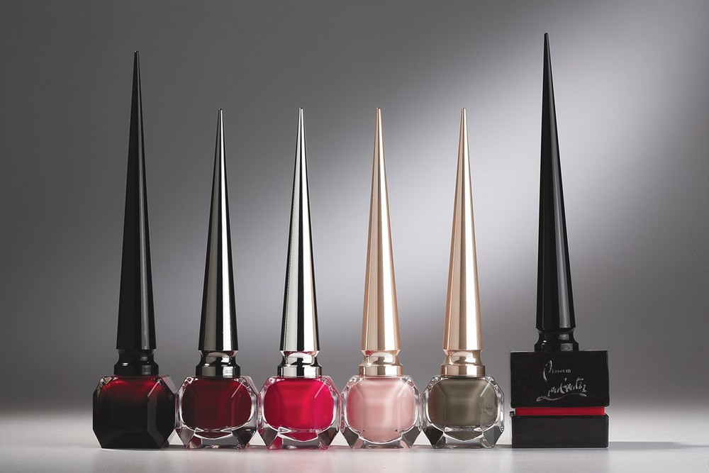 Christian Louboutin enters the make-up industry with a nail polish ...