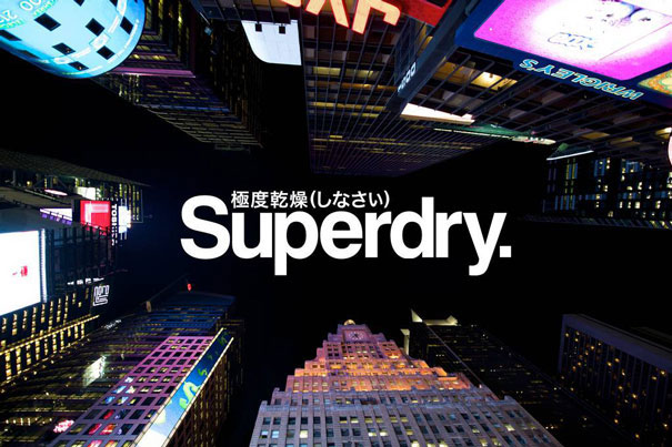 Superdry Japan Logo