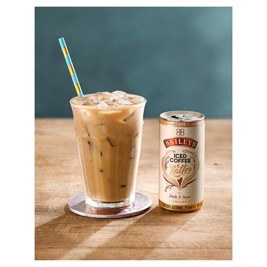 Baileys Iced Coffee Tesco