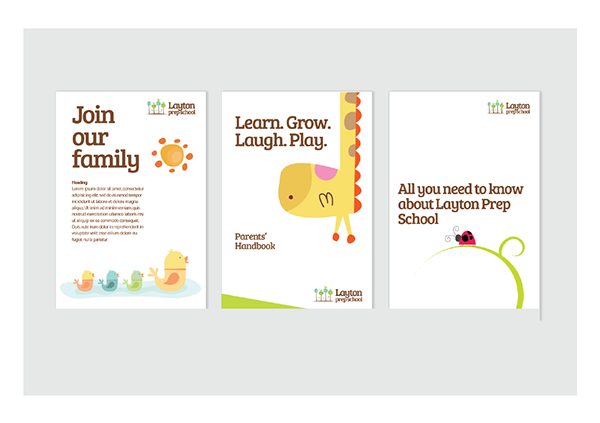 Brand Strategy & Visual Identity for Layton Preparatory School in