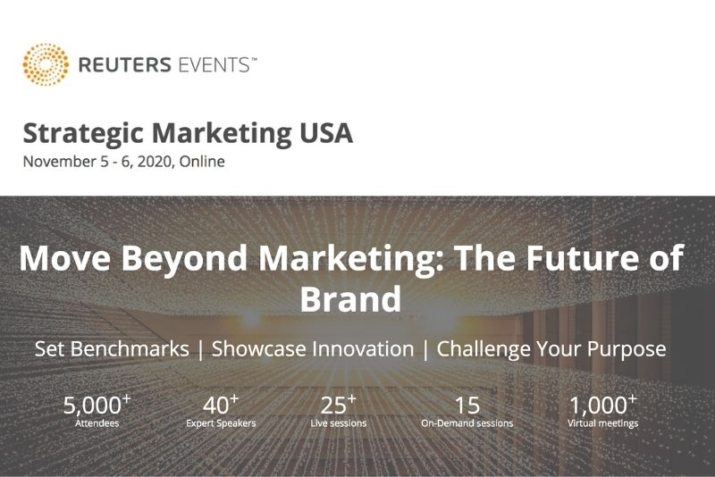 Reuters Events Launches Strategic Marketing USA